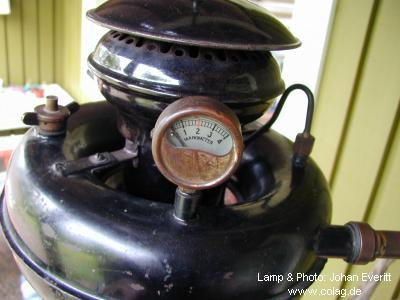 Continental 761Manometer