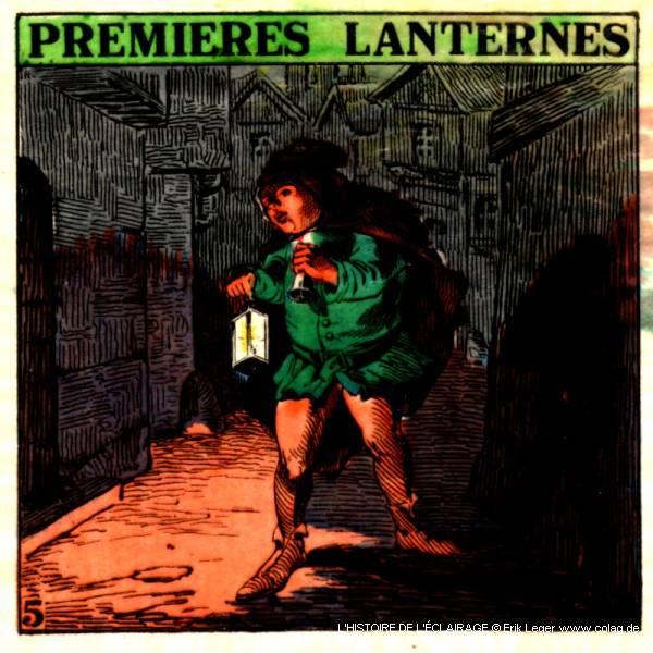 premieres lanternes