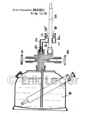 Vorwärmbrenner Patent