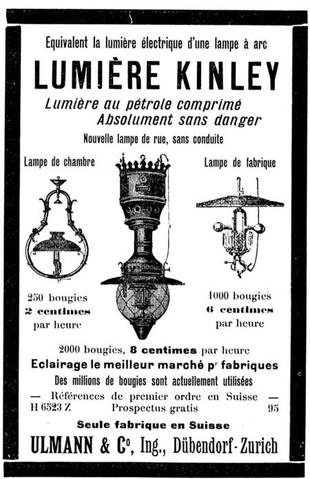 La Federation Horlogere 1904