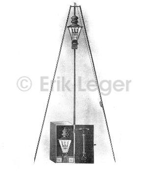 Transportable Lampe