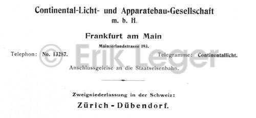 Aus Katalog 1908